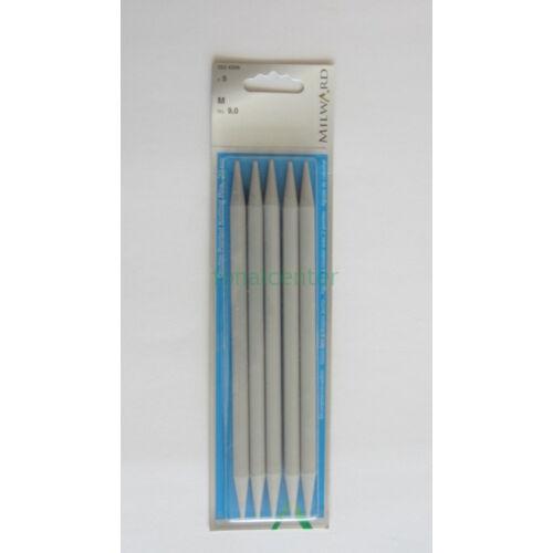 MILWARD Harisnyakötőtű-műanyag, 20cm, 9,0mm