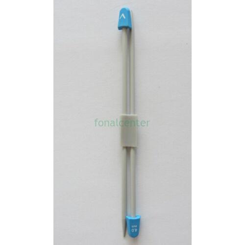 Gyerek egyenes kötőtű 18 cm 4,0mm