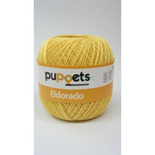Puppets Eldorado N.010 10dkg-os horgolócérna, Színkód: 4237