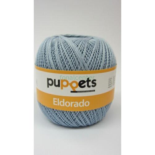Puppets Eldorado N.010 10dkg-os horgolócérna, Színkód: 4280