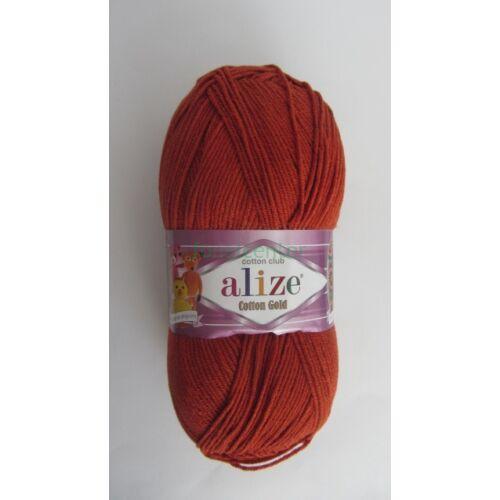 ALIZE Cotton Gold török fonal, Színkód: 36