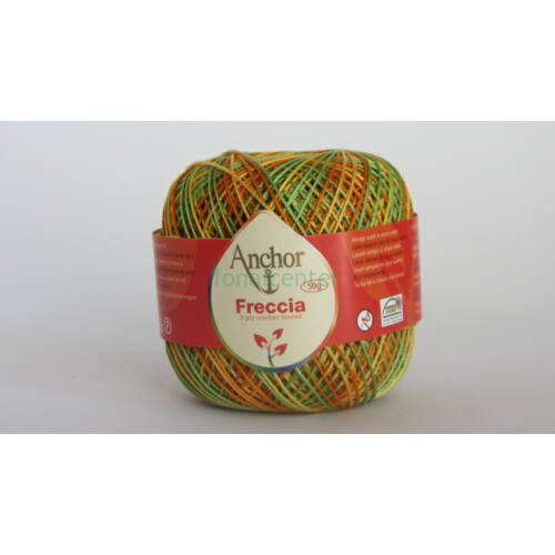 Anchor Freccia horgolócérna 50gr finomság:6, multicolor színkód: 09453