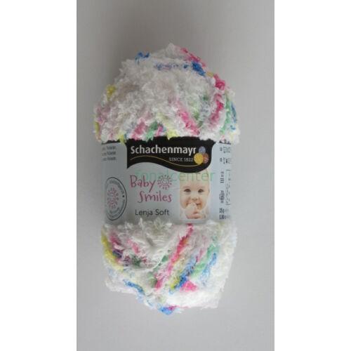 Schachenmayr Baby Smiles Lenja Soft  kötőfonal 25gr Színkód: 00080