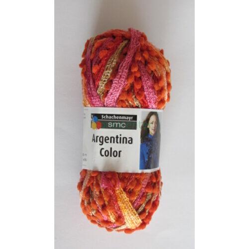 Schachenmayr Argentína Color sálfonal, Színkód: 00082