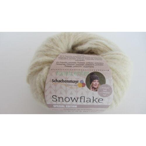 Schachenmayr Snowflake fonal, Színkód: 00080
