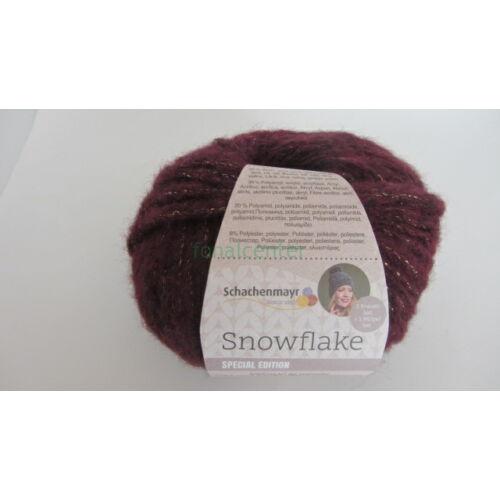Schachenmayr Snowflake fonal, Színkód: 00083