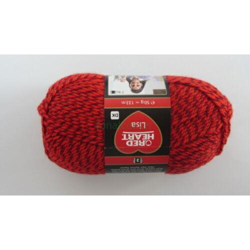 Red Heart Lisa fonal , Színkód: 05680