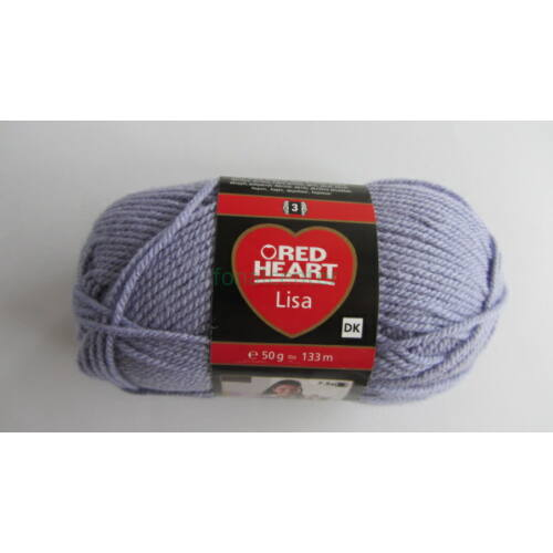 Red Heart Lisa fonal , Színkód: 05691