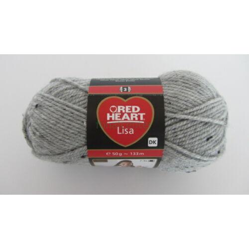 Red Heart Lisa fonal , Színkód: 08376