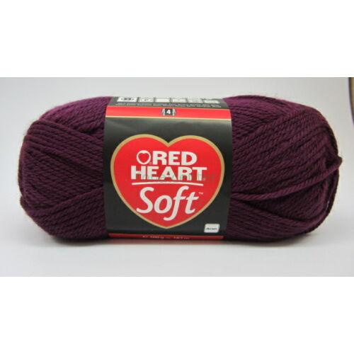 Red Heart Soft fonal, Színkód: 00005