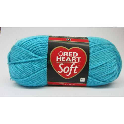 Red Heart Soft fonal, Színkód: 00007k