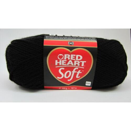 Red Heart Soft fonal, Színkód: 00014
