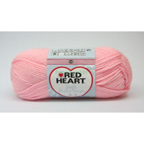 Red Heart Soft Baby Steps fonal, Színkód: 00003