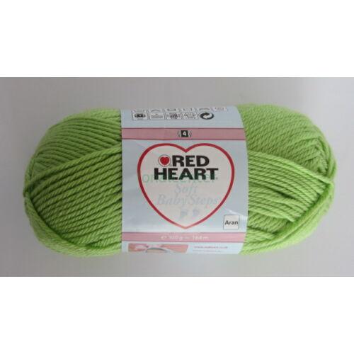 Red Heart Soft Baby Steps fonal, Színkód: 09630k