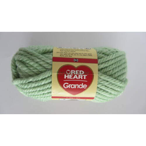 Red Heart Grande kötőfonal, Színkód: 00623