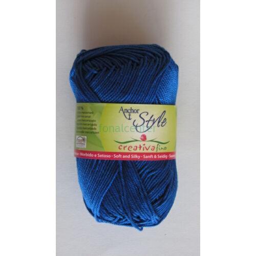 Anchor Style Creativa Fino kötő- horgolófonal színkód: 0201