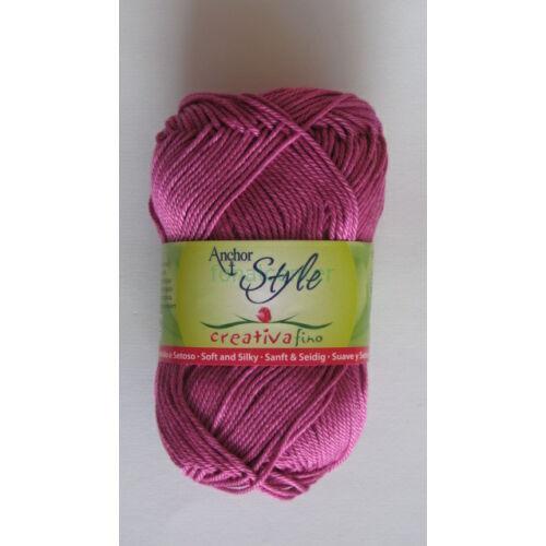Anchor Style Creativa Fino kötő- horgolófonal színkód: 0251