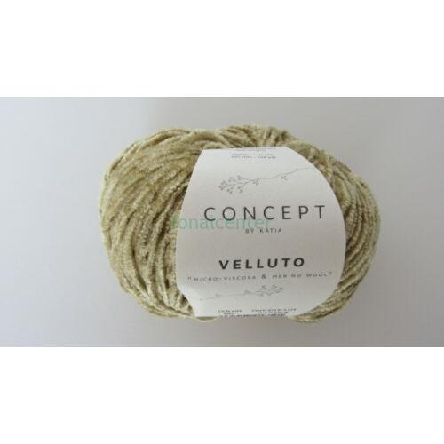 Katia Concept Velluto spanyol kötőfonal, Színkód: 50