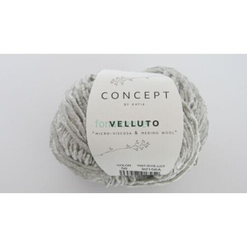 Katia Concept Velluto spanyol kötőfonal, Színkód: 56