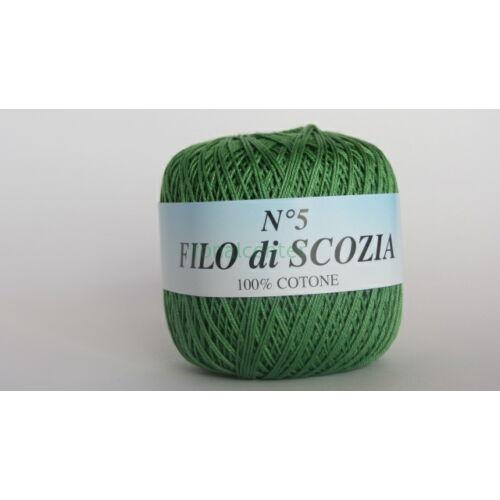 Filo di Scozia No.5 olasz fonal,50 gr, Színkód: 430