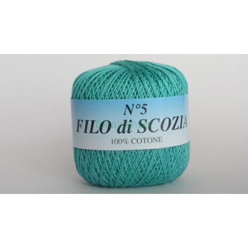 Filo di Scozia No.5 olasz fonal,50 gr, Színkód: 462