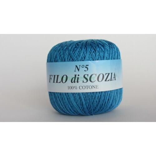 Filo di Scozia No.5 olasz fonal,50 gr, Színkód: 64