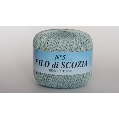 Filo di Scozia No.5 olasz fonal,50 gr, Színkód: 86