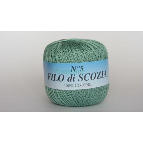 Filo di Scozia No.5 olasz fonal,50 gr, Színkód: 87