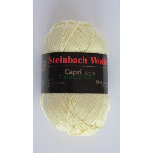 Steinbach Wolle Capri Art. 4 osztrák kötőfonal színkód:06