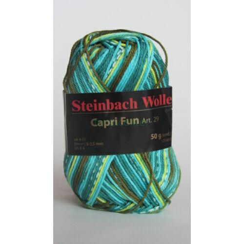 Steinbach Wolle Capri Fun  Art. 29 osztrák multicolor kötőfonal színkód:03
