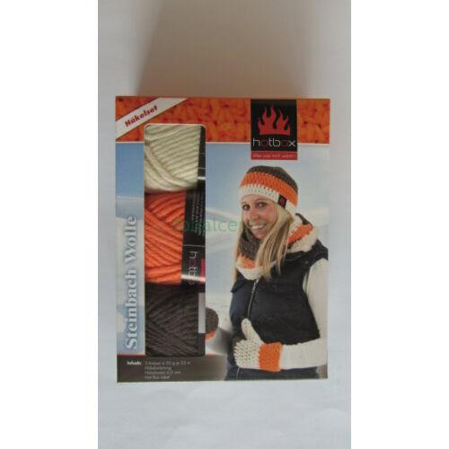 Hot Box Art. Nr. 1000 20 osztrák kötőfonal együttes