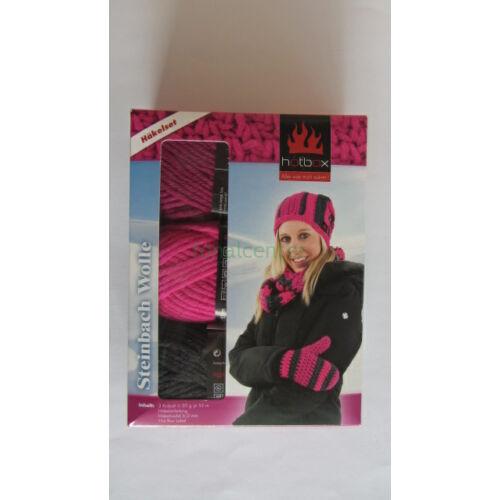 Hot Box Art. Nr. 1000 30 osztrák kötőfonal együttes