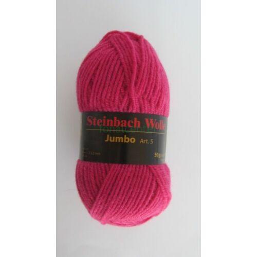 Steinbach Wolle Jumbo  Art. 5 osztrák kötőfonal színkód:010