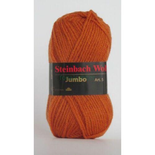 Steinbach Wolle Jumbo  Art. 5 osztrák kötőfonal színkód:020