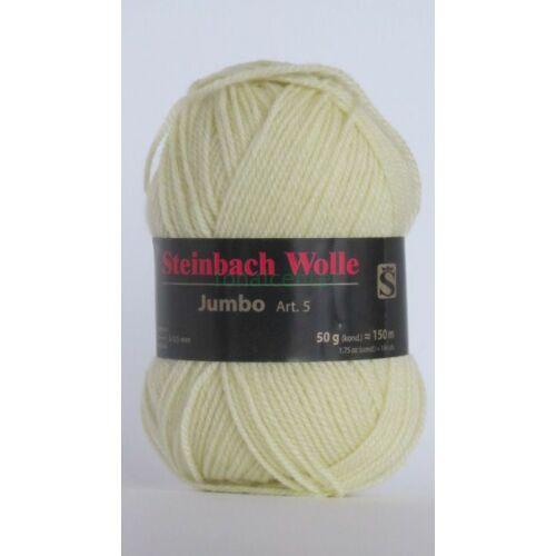 Steinbach Wolle Jumbo  Art. 5 osztrák kötőfonal színkód:022