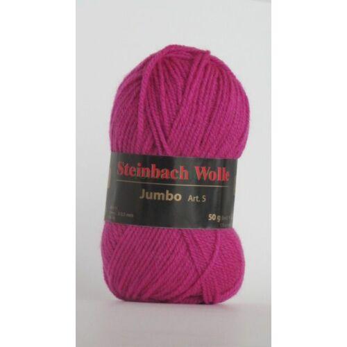 Steinbach Wolle Jumbo  Art. 5 osztrák kötőfonal színkód:034