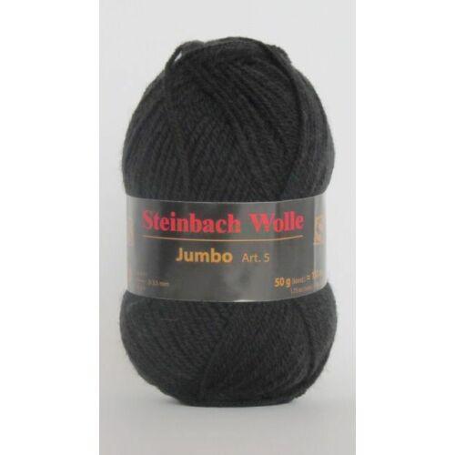 Steinbach Wolle Jumbo  Art. 5 osztrák kötőfonal színkód:00