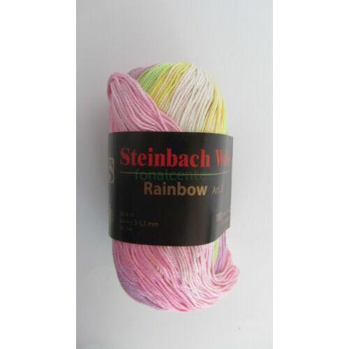Steinbach Wolle Rainbow Art. 28 osztrák kötőfonal színkód:01