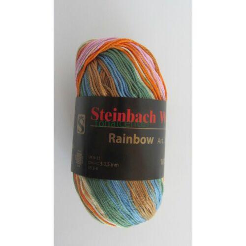 Steinbach Wolle Rainbow Art. 28 osztrák kötőfonal színkód:03