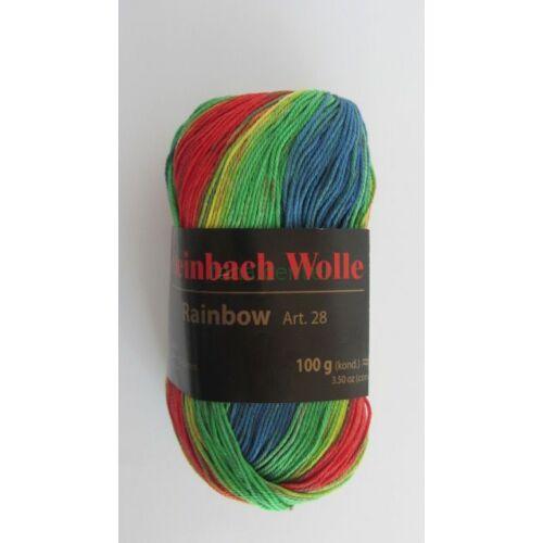 Steinbach Wolle Rainbow Art. 28 osztrák kötőfonal színkód:04