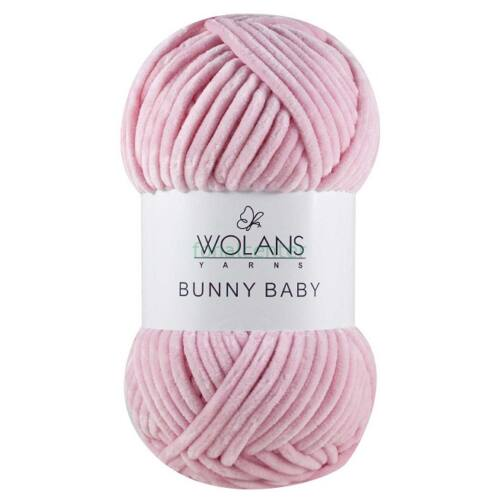 Wolans Yarns BUNNY BABY fonal, Színkód: 100-05