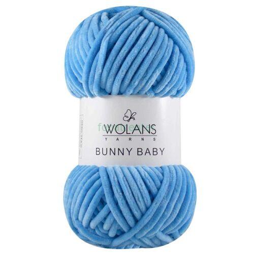 Wolans Yarns BUNNY BABY fonal, Színkód: 100-12