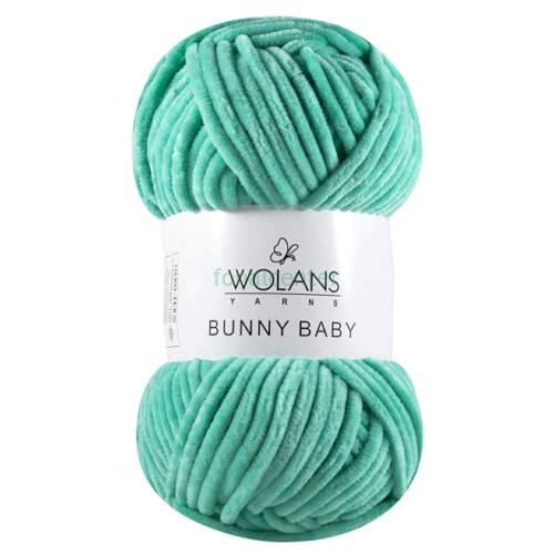 Wolans Yarns BUNNY BABY fonal, Színkód: 100-13