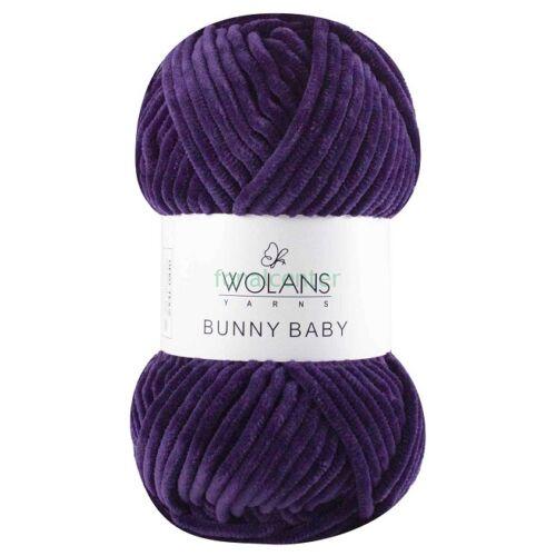 Wolans Yarns BUNNY BABY fonal, Színkód: 100-16