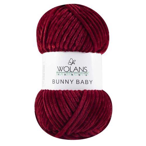 Wolans Yarns BUNNY BABY fonal, Színkód: 100-20