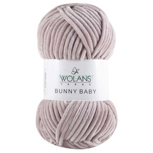 Wolans Yarns BUNNY BABY fonal, Színkód: 100-24