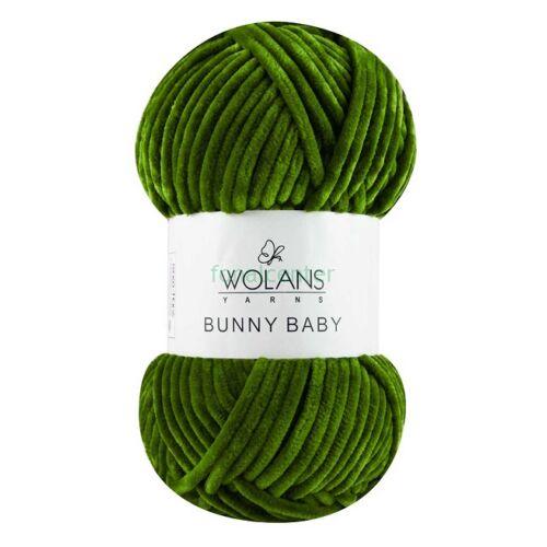 Wolans Yarns BUNNY BABY fonal, Színkód: 100-32