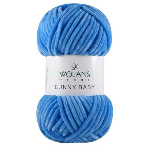 Wolans Yarns BUNNY BABY fonal, Színkód: 100-35